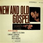 JACKIE MCLEAN New and Old Gospel album cover
