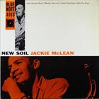 JACKIE MCLEAN New Soil album cover