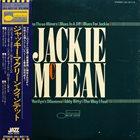 JACKIE MCLEAN The Jackie McLean Quintet (Blue Note) album cover