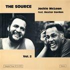 JACKIE MCLEAN The Source Vol.2 (feat. Dexter Gordon) album cover
