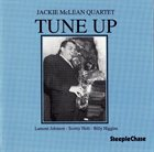 JACKIE MCLEAN Tune Up album cover