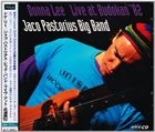 JACO PASTORIUS Donna Lee  - Live At Budokan'82 album cover