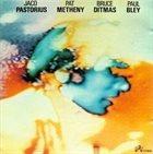 JACO PASTORIUS Jaco Pastorius / Pat Metheny / Bruce Ditmas / Paul Bley (aka Jaco) album cover
