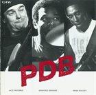 JACO PASTORIUS PDB (with Kenwood Dennard · Hiram Bullock ) album cover