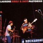 JACO PASTORIUS Stuttgart Aria (with Bireli Lagrene) album cover