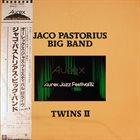 JACO PASTORIUS Twins II: Aurex Jazz Festival '82 album cover