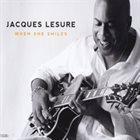 JACQUES LESURE When She Smiles album cover