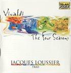 JACQUES LOUSSIER Vivaldi: The Four Seasons album cover