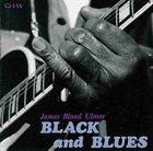 JAMES BLOOD ULMER Black & Blues album cover