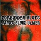 JAMES BLOOD ULMER Forbidden Blues album cover