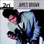 JAMES BROWN 20th Century Masters: The Millennium Collection: The Best of James Brown album cover