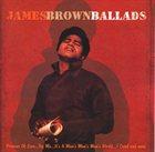 JAMES BROWN Ballads album cover