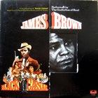 JAMES BROWN Black Caesar album cover