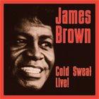 JAMES BROWN Cold Sweat: Live album cover