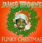 JAMES BROWN Funky Christmas album cover