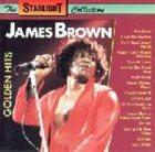 JAMES BROWN Golden Hits album cover