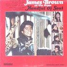 JAMES BROWN Handful Of Soul album cover