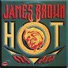 JAMES BROWN Hot album cover