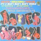JAMES BROWN It's a Man's Man's Man's World album cover
