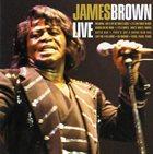 JAMES BROWN James Brown Live album cover