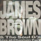 JAMES BROWN Live at Chastain Park (aka It's A Live Live Live World aka The Godfather aka Soul & Funky) album cover