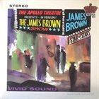 JAMES BROWN Live at the Apollo, 1962 album cover