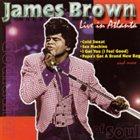 JAMES BROWN Live in Atlanta album cover