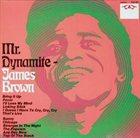 JAMES BROWN Mr. Dynamite album cover
