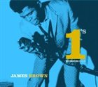 JAMES BROWN Number 1's: James Brown album cover