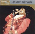 JAMES BROWN Platinum & Gold Collection album cover