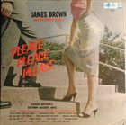 JAMES BROWN Please Please Please album cover