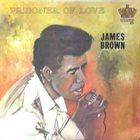 JAMES BROWN Prisoner of Love album cover