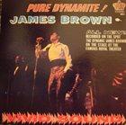 JAMES BROWN Pure Dynamite! album cover