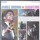 JAMES BROWN Showtime album cover