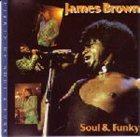 JAMES BROWN Soul & Funky album cover