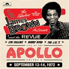JAMES BROWN The James Brown Revue : Get Down at the Apollo with the J.B.'s, Volume IV album cover