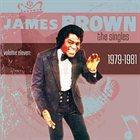JAMES BROWN The Singles Volume Eleven: 1979-1981 ,Vol 11 album cover