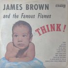 JAMES BROWN Think album cover