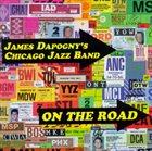 JAMES DAPOGNY On the Road album cover