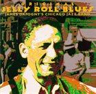 JAMES DAPOGNY Original Jelly Roll Blues album cover