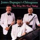 JAMES DAPOGNY The Way We Feel Today album cover