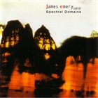 JAMES EMERY Spectral Domains album cover