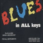JAMEY AEBERSOLD Blues In All Keys album cover