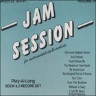 JAMEY AEBERSOLD Jam Session For Instrumentalists & Vocalists album cover