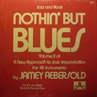 JAMEY AEBERSOLD Nothin' But Blues album cover