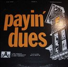 JAMEY AEBERSOLD Payin' Dues album cover
