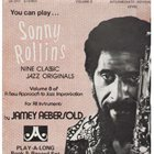 JAMEY AEBERSOLD Sonny Rollins album cover