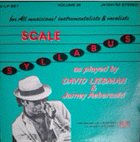 JAMEY AEBERSOLD The Scale Syllabus By David Liebman And Jamey Aebersold album cover