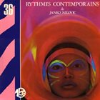 JANKO NILOVIĆ Rythmes Contemporains (aka Giant) Album Cover