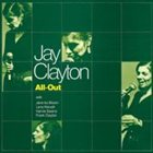 JAY CLAYTON All-Out album cover